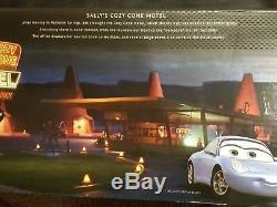 Sallys Cozy Cone Motel - Économisez 6% Sur Les Voitures Disney Pixar Series Precision