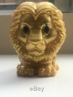 Scar Gold Rare Le Roi Lion Woollies Woolies Woolworths Woolworths Ooshie Disney