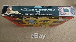 Sega Megadrive Disney Le Roi Lion Boxed Console Variant Complète Uk Pal Testée