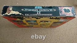 Sega Megadrive Disney Lion King Boxed Console Variante Complete Uk Pal Testé