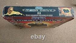 Sega Megadrive Disney Lion King Console Boxed Console Complete Uk Pal Pal Testé