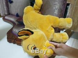 Simba Disney King Lion Rare