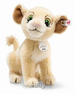 Steiff 355370 Disney Le Roi Lion Nala 24 CM