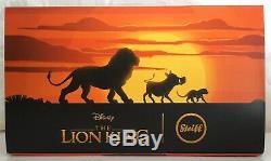 Steiff Ltd Édition Disney Le Roi Lion Coffret Cadeau 354922