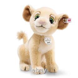 Steiff Nala Lion De Disney Lion King 355370 Cadeau Boxé Marque Nouveau
