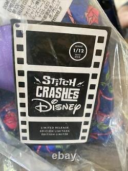 Stitch Crashes Disney Plush Beauté Bête Pinocchio Lion Roi Janvier Mars Mai