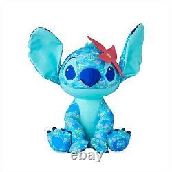 Stitch Crashes Disney Plush Little Sirmaid Ariel Avril #4 Sortie Limitée Nouveau