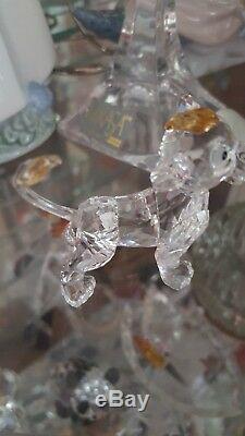 Swarovski Disney Cristal Roi Lion Simba 1048304 Utilisé Aucune Boîte
