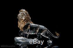 Swarovski Disney Figurine Roi Lion Mufasa 2010 1048265