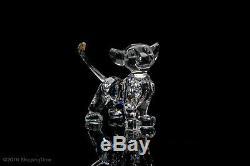 Swarovski Disney Figurine Roi Lion Simba 1048304