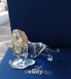 Swarovski Disney Le Roi Lion Mufasa