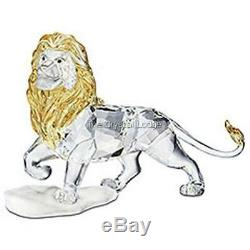 Swarovski Disney Le Roi Lion Mufasa Lion 1048265 Monnaie Boxed Retraite Rare