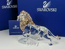 Swarovski Disney Lion King Löwe Mufasa 1048265 Ap 2011 Neu