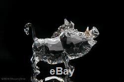 Swarovski Disney Roi Lion Figurine Pumba 1049784