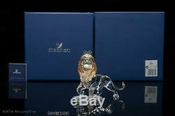 Swarovski Disney Roi Lion Mufasa Figurine 2010 1048265