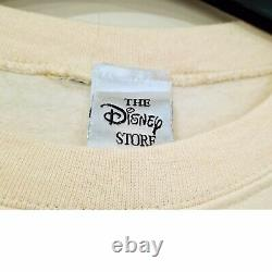 Sweater Disney Vintage 90s Le Roi Lion Sweater Cartoon Scar Villains
