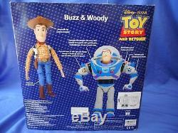 Toy Story Et Au-delà De Buzz Lightyear & Woody (figurine Articulée) Pack Double Disney Store