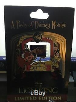 Un Morceau De Disney Films Podm Roi Lion Mufasa Sarabi Et Simba Le 2000 Pin