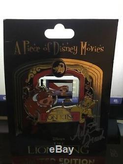 Un Morceau De Disney Films Podm Roi Lion Scar Et Simba Le 2000 Pin