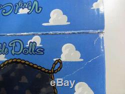 VCD Sid Toy Story Poupées À Collectionner En Vinyle Disney Pixar Medicom Toy Utilisé F / S