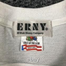 Vintage 90s Lion King Disney Film Film Promo T-shirt Original Aop Adulte Grand