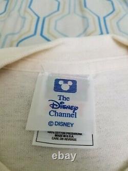 Vintage Années 90 Disney Channel Lion King Simba T Shirt Movie Promo Large