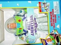 Vtg 1990 1995 1996 Large 12 Ultimate Buzz Parler Lightyear Disney Toy Story
