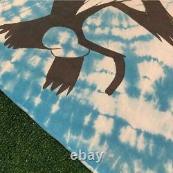 Vtg 90s Disney Lion King Rafiki Film Promo Rare Chemise Vintage Tie Dye Hommes XXL