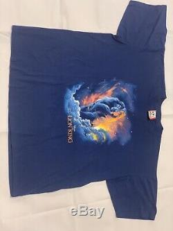 Vtg Le Roi Lion Promo Shirt Rare 1994 90 XL Disney Film Simba