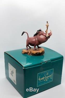 Walt Disney Classics The Lion King'double Trouble ' Pumba Et Timon Avec Coa