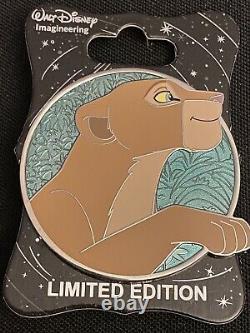 Walt Disney Imagineering Cast Wdi Heroines Profil Lion King Nala Pin Le 250 Htf