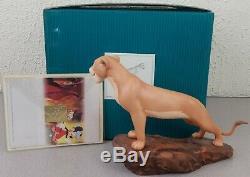 Wdcc Walt Disney Classics Collection Le Roi Lion Nala Joy Figurine