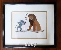 World Limited 5000 Roi Lion Image Cellulaire Simba Disney Du Japon